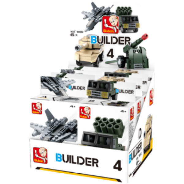 CONSTRUCTOR BUILDER 4 ARMY