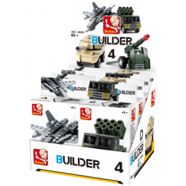 CONSTRUCTOR BUILDER 4 ARMY