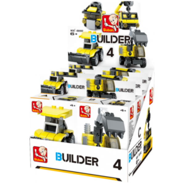 CONSTRUCTOR BUILDER 4 CONSTRUCTION