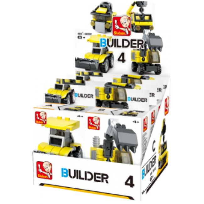 CONSTRUCTOR BUILDER 4 CONSTRUCTION