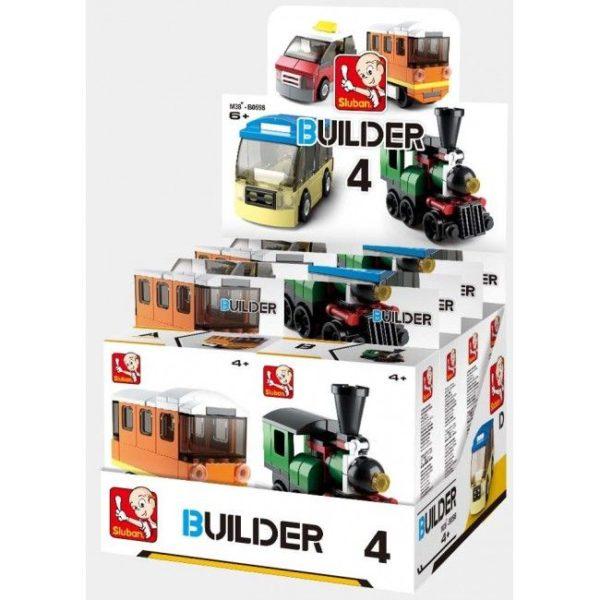 CONSTRUCTOR BUILDER 4 PUBLIC TRANSPORTATION