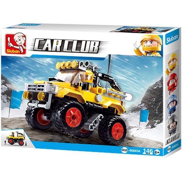 CONSTRUCTOR CAR CLUB - OFFROAD A