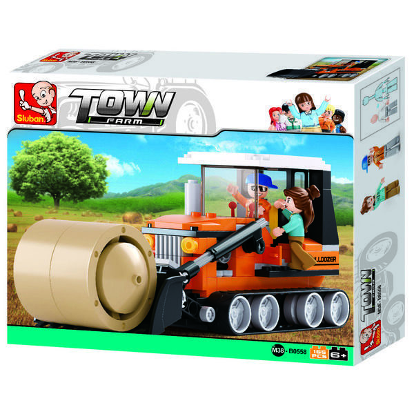 CONSTRUCTOR FARM- GRASS CARRIER