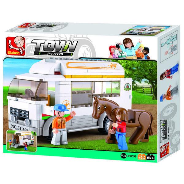 CONSTRUCTOR FARM -HORSECAR
