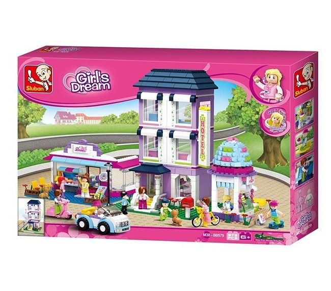 CONSTRUCTOR GIRL IS DREAM Hotel