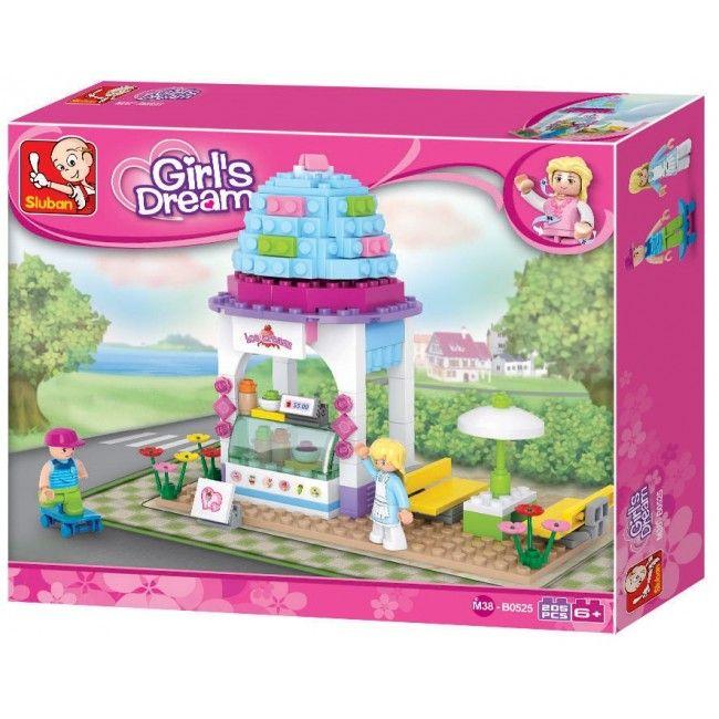 CONSTRUCTOR GIRL IS DREAM - ICE CREAM SHOP