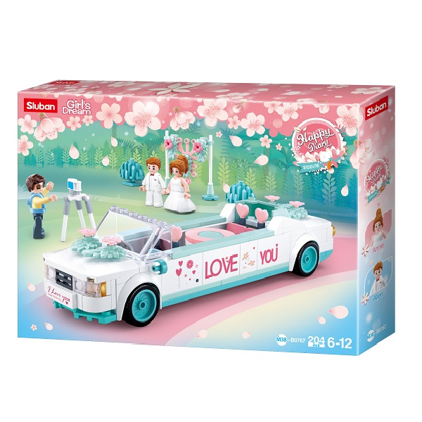 CONSTRUCTOR GIRL IS DREAM LIMO