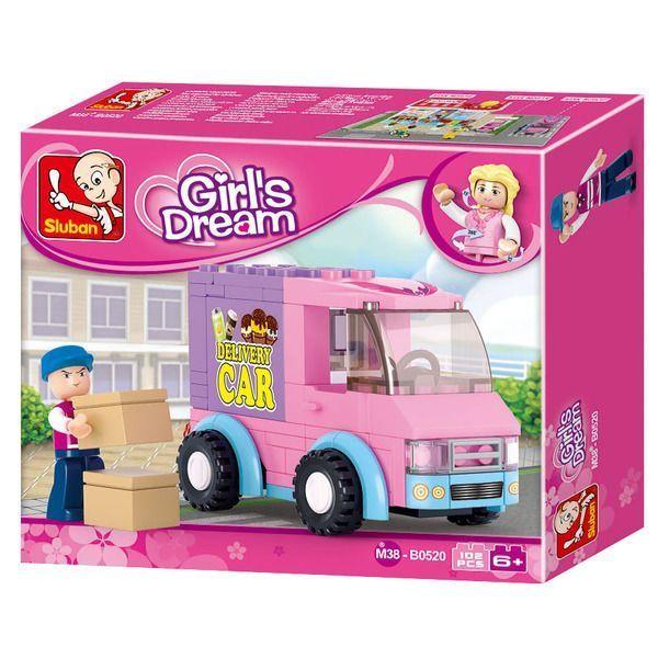 CONSTRUCTOR GIRLS DREAM DISTRIBUTION VEHICLES