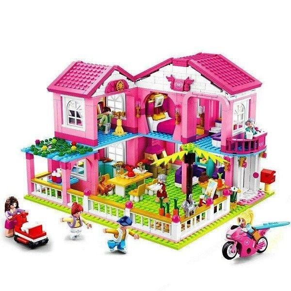 CONSTRUCTOR GIRLS DREAM-VILLA