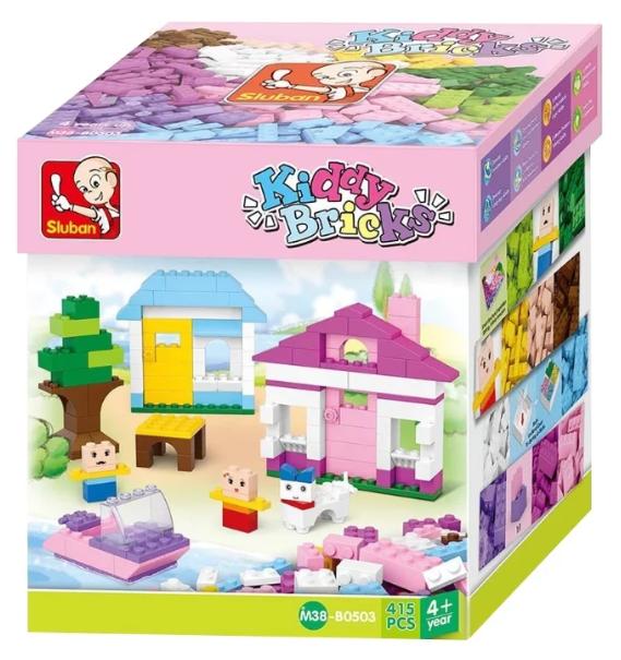CONSTRUCTOR Kiddy Bricks