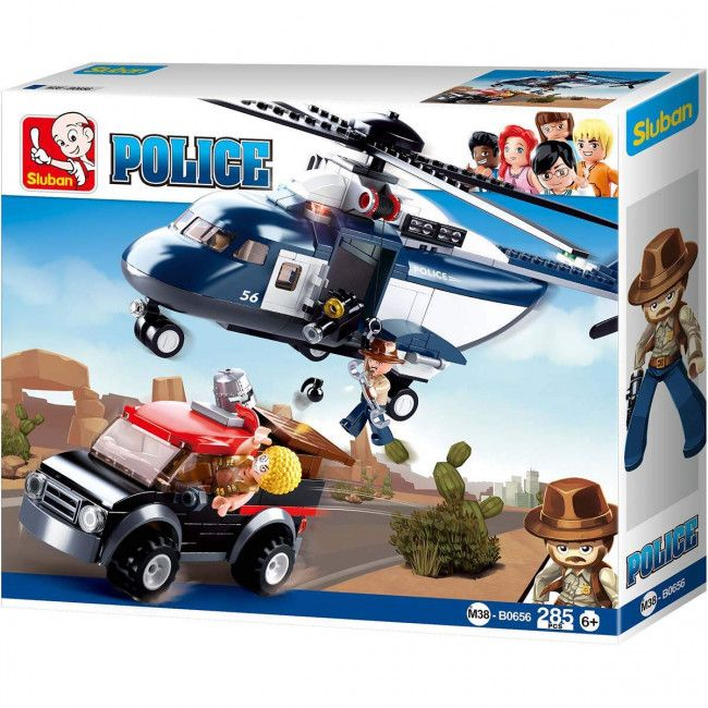 CONSTRUCTOR POLICE Rotorcraft