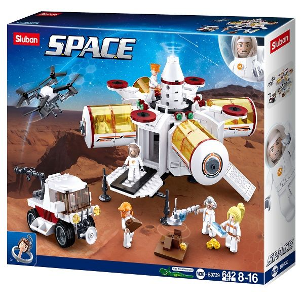 CONSTRUCTOR SPACE - Base