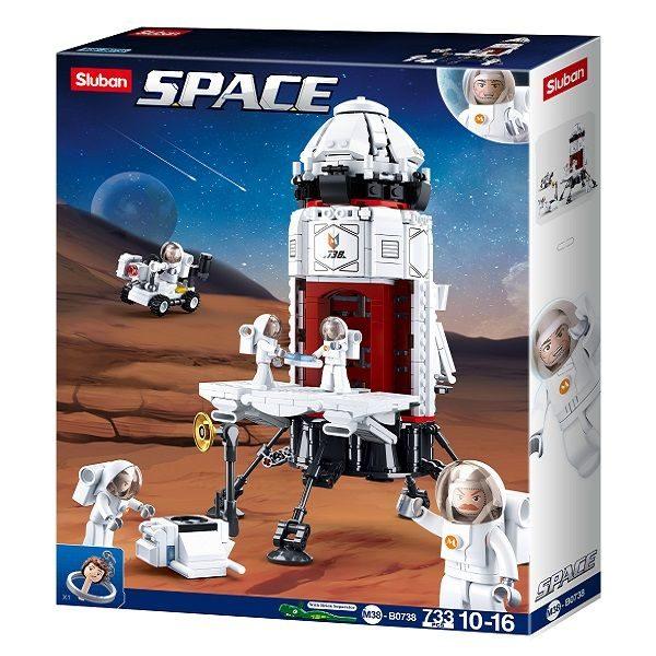 CONSTRUCTOR SPACE - Rocket Base