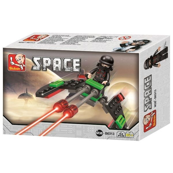 CONSTRUCTOR SPACE - SITH Starfighter
