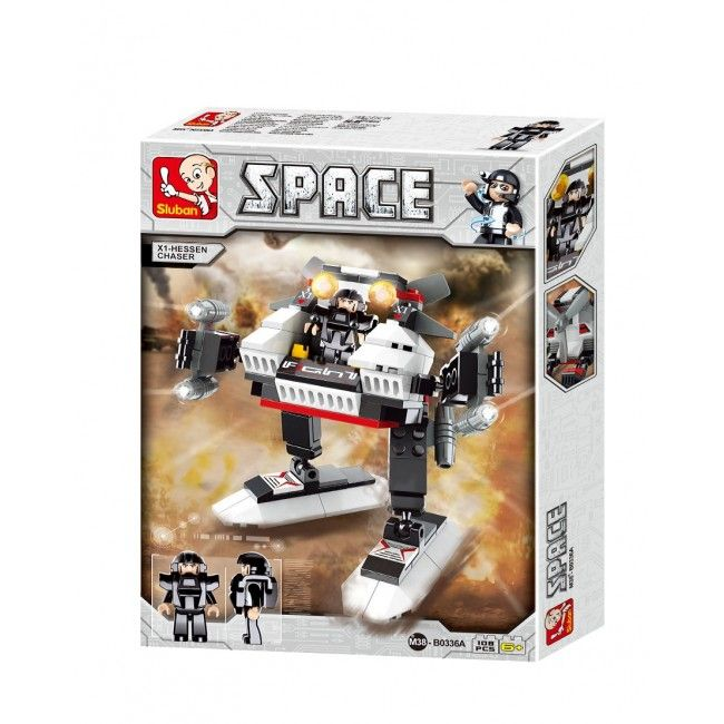 CONSTRUCTOR SPACE - X1-Hessen Chaser
