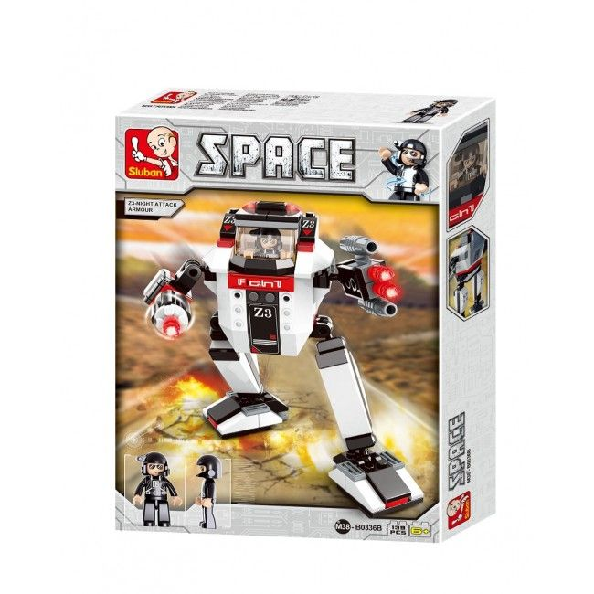 CONSTRUCTOR SPACE - Z3-Night Attack Armour