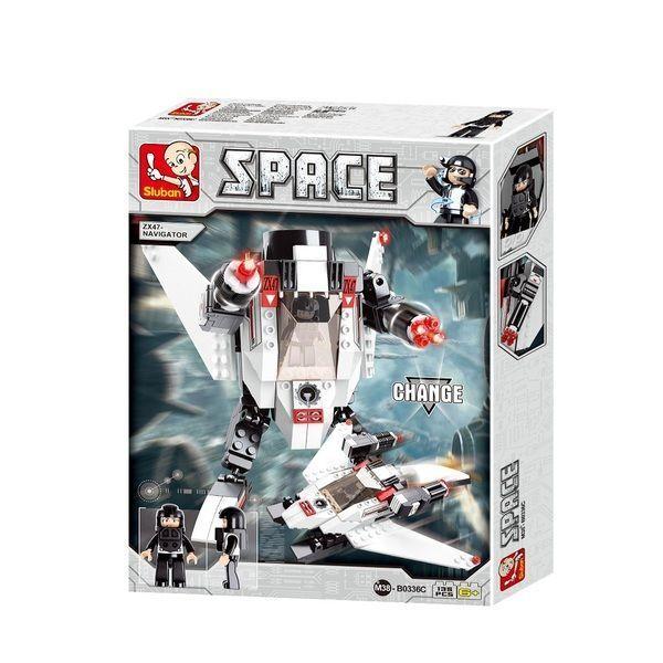 CONSTRUCTOR SPACE - ZX47-Navigator