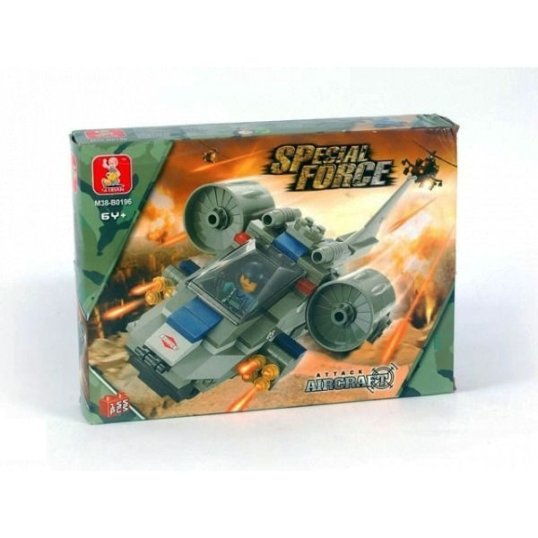 CONSTRUCTOR SPECIAL FORCE