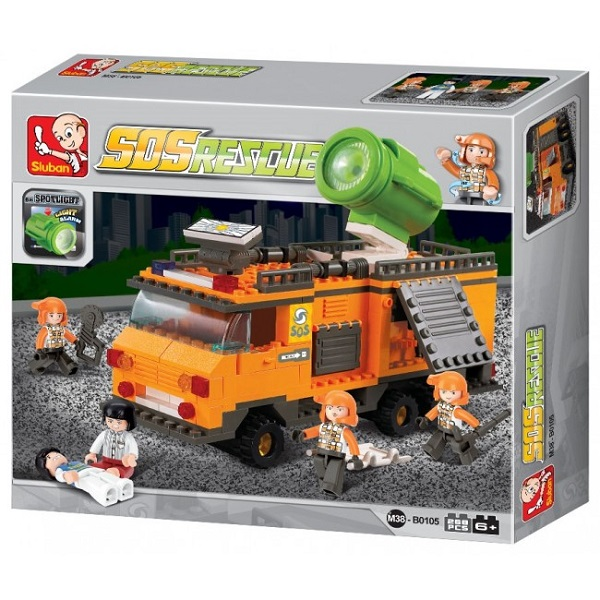 CONSTRUCTOR SRS RESCUE TEAM