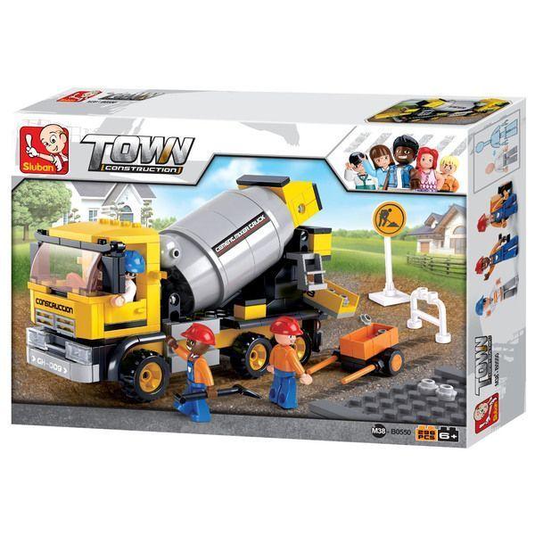 CONSTRUCTOR - TOWN Cement Mixer Truck