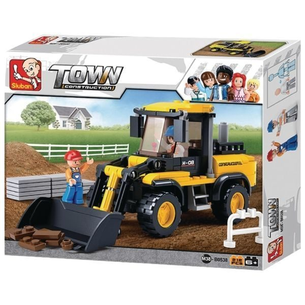 CONSTRUCTOR- TOWN Forklift Truck