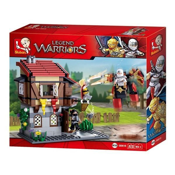 CONSTRUCTOR WARIORS The War of Tavern