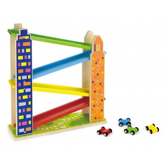 Car Slider-Building
