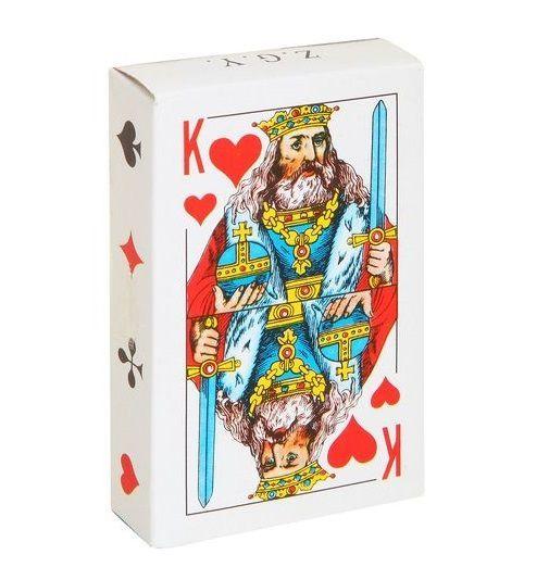 Carti de joc CRAI 54b