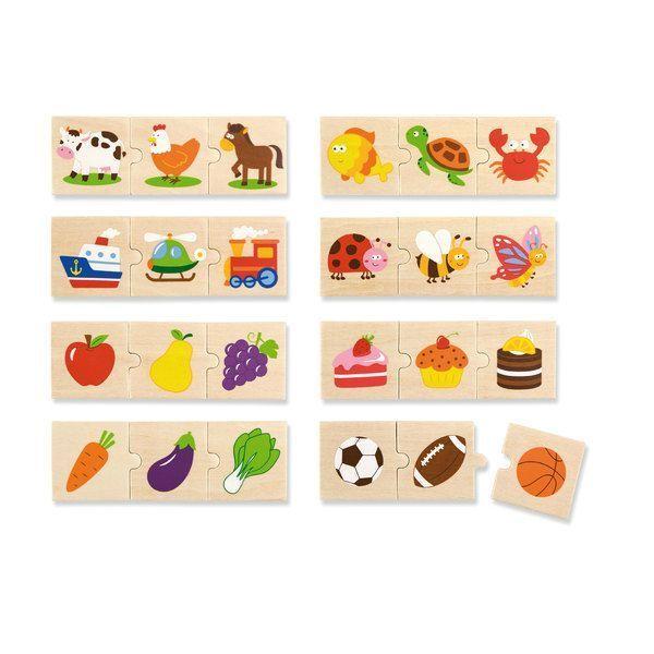 Categorizing Puzzle Set