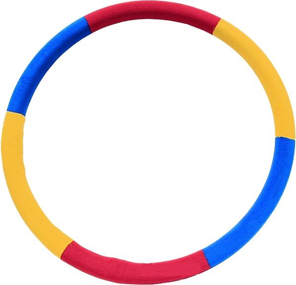 Cerc gimnastic fitness D80см