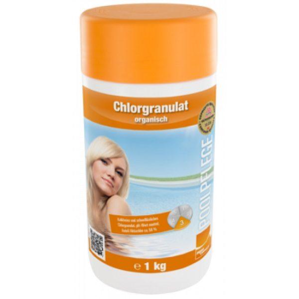 Chlor GRANULAT 1kg STEINBACH