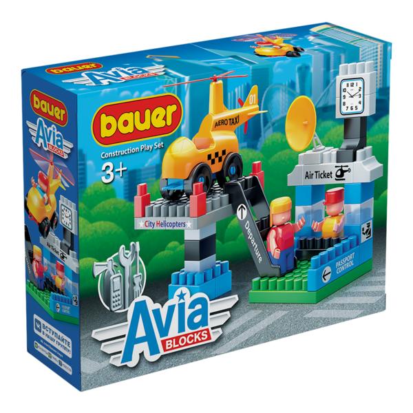 Constructor BAUER  Avia #4