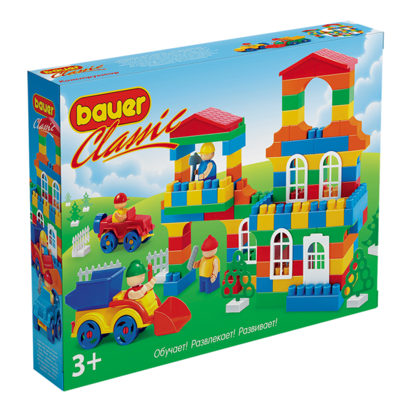 Constructor BAUER Classic  #6