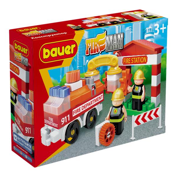Constructor BAUER Fireman  #3