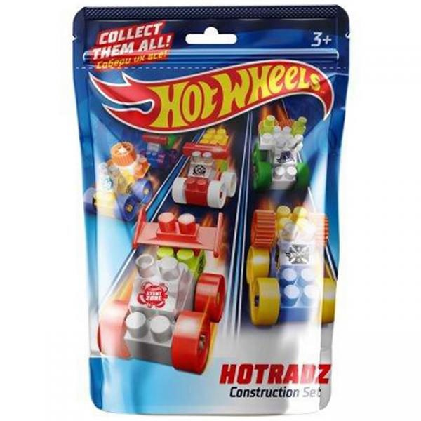 Constructor BAUER  HOT WHEELS HOTROADZ