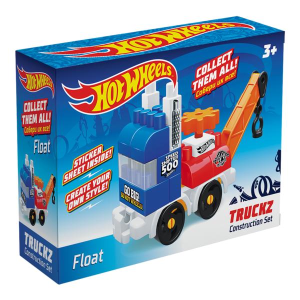 Constructor BAUER  HOT WHEELS  truckz Floаt