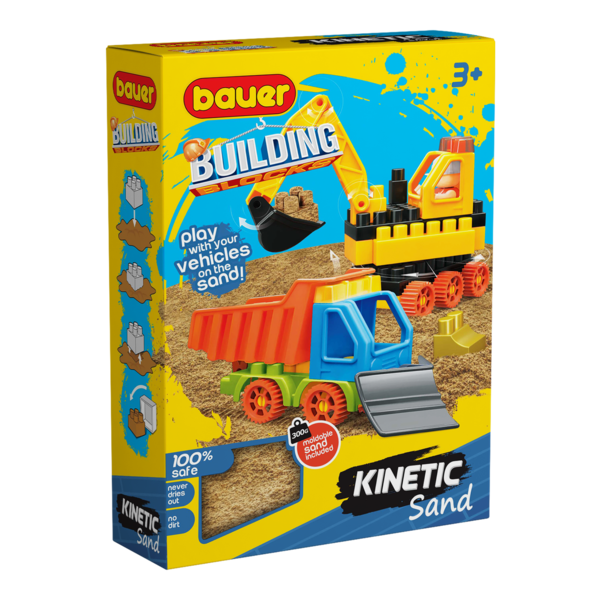 Constructor BAUER Kinetick Sand + Construction 1
