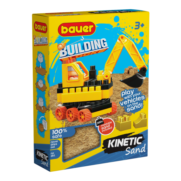 Constructor BAUER Kinetick Sand + Construction A