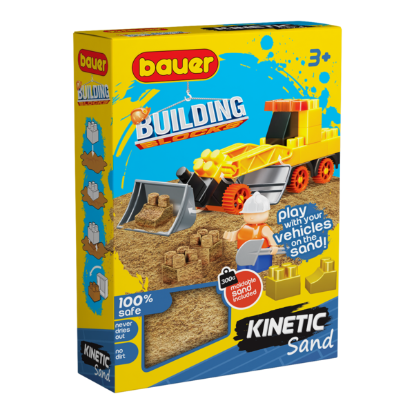 Constructor BAUER Kinetick Sand + Construction B