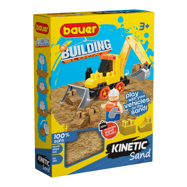 Constructor BAUER Kinetick Sand + Construction C