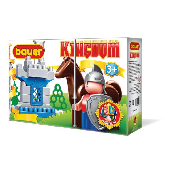 Constructor BAUER  Kingdom  #3