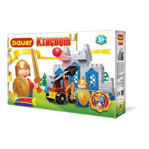Constructor BAUER  Kingdom  #4