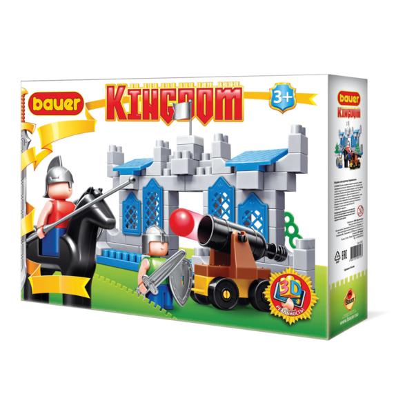 Constructor BAUER Kingdom  #5