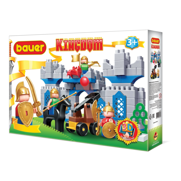 Constructor BAUER Kingdom  #6