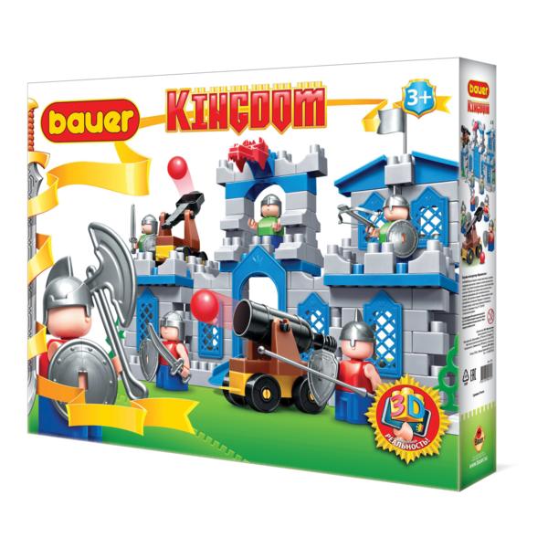 Constructor BAUER Kingdom  #7