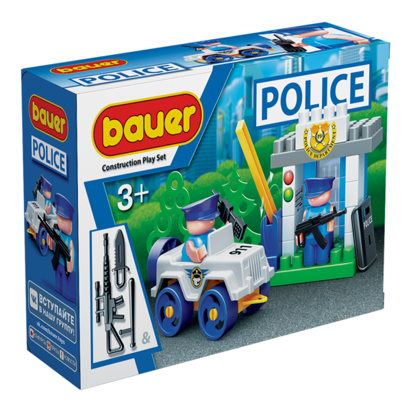 Constructor BAUER Police #2
