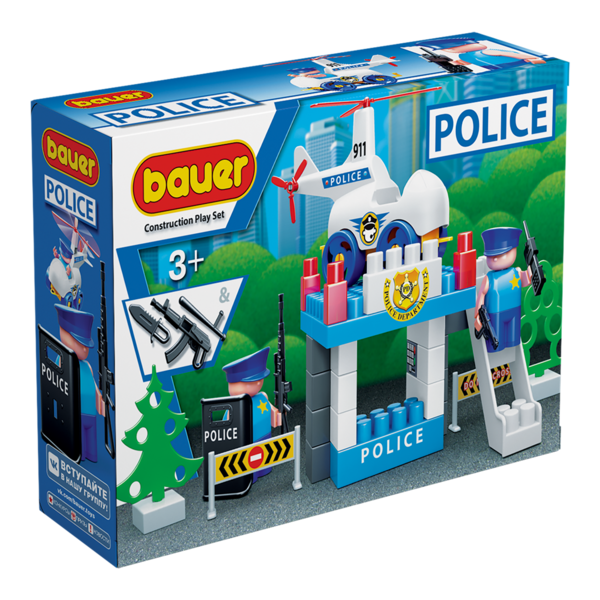 Constructor  BAUER Police #3