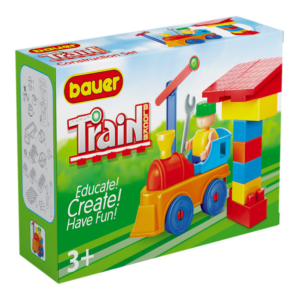 Constructor BAUER Railway #2