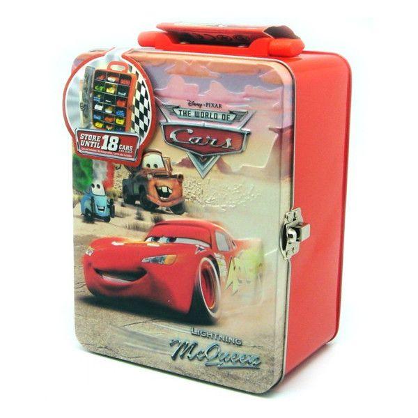 """Container """"Cars"""" p/u 18 masinute"""
