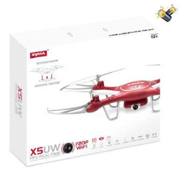 DRONA ZYMA R/C 4 functii; (GYRO